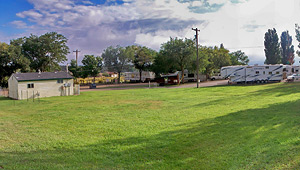Campsites at Mountain View Campground & RV Park